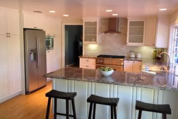 Home remodel kitchen remodel in Pasadena CA 4
