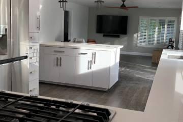 Kitchen remodel in Woodland Hills, Los Angeles CA 4